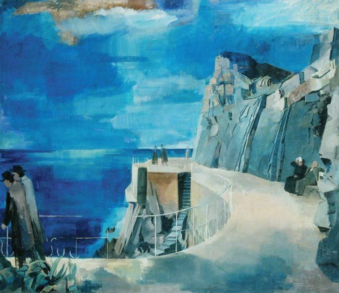 Aurél Bernáth: Riviera