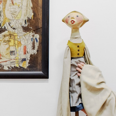 Tuned In – The coming together of the Hungarian National Gallery and the 70-year-old Budapest Puppet Theatre