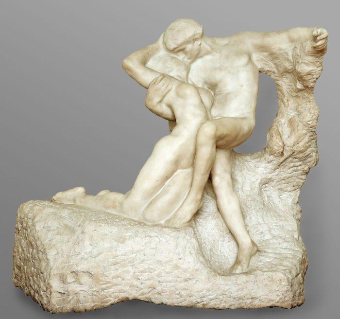 Auguste Rodin: Eternal Springtime, 1901