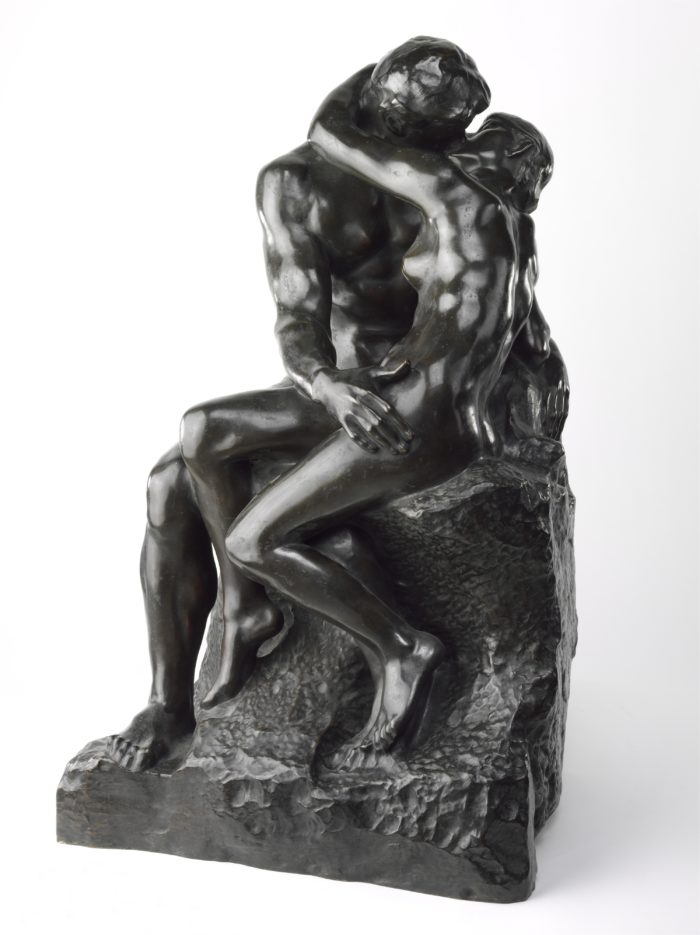 Auguste Rodin: The Kiss, 1887