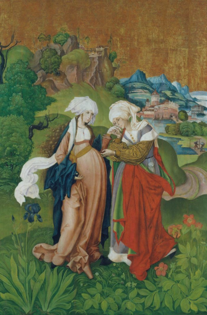 Master MS: The Visitation, 1506